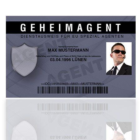 Falscher Ausweis.de | Ausweis fälschen leicht gemacht