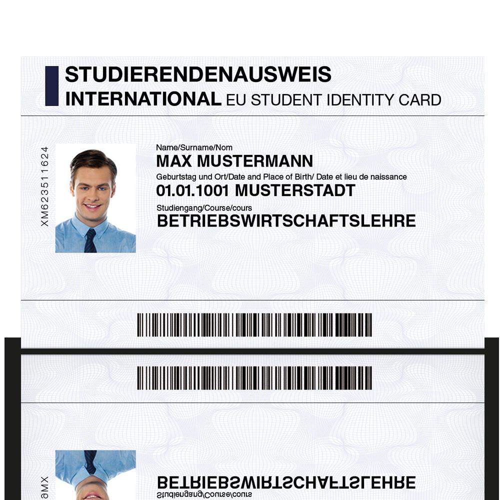 Studentenausweis Premium | Falscher-Ausweis.de